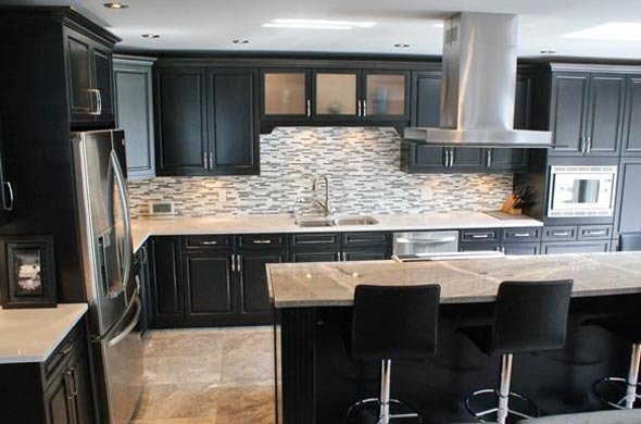 Glass Tile for Kitchens and Bathrooms in Prince George