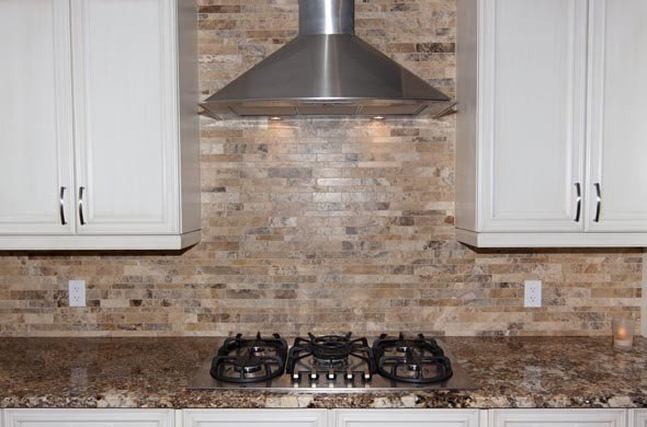 Backsplash Range Hood | Home Improvement Prince George