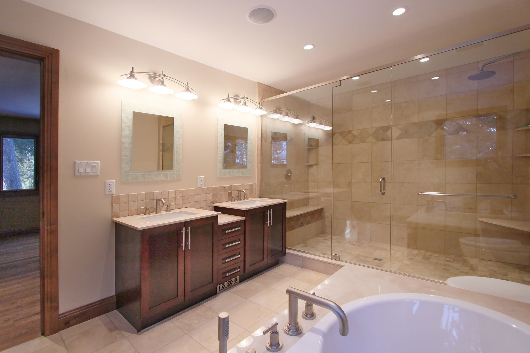 Glass Showers in Prince George