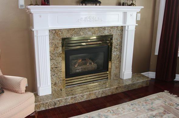 Mantel and Granite | Home Improvement Prince George