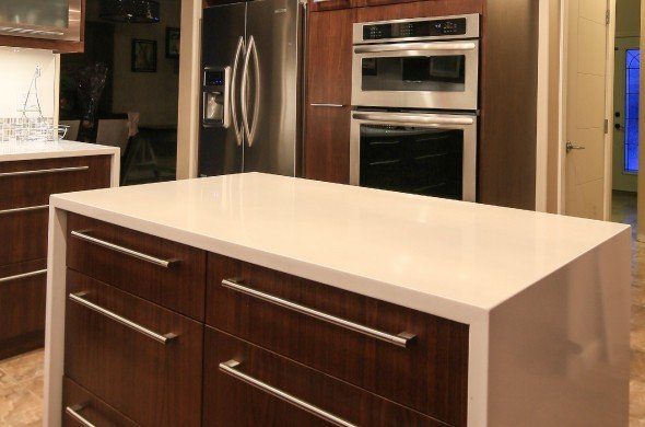 Quartz Countertops in Prince George