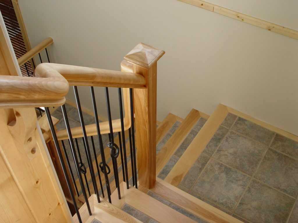 Staircases and Railings in Prince George