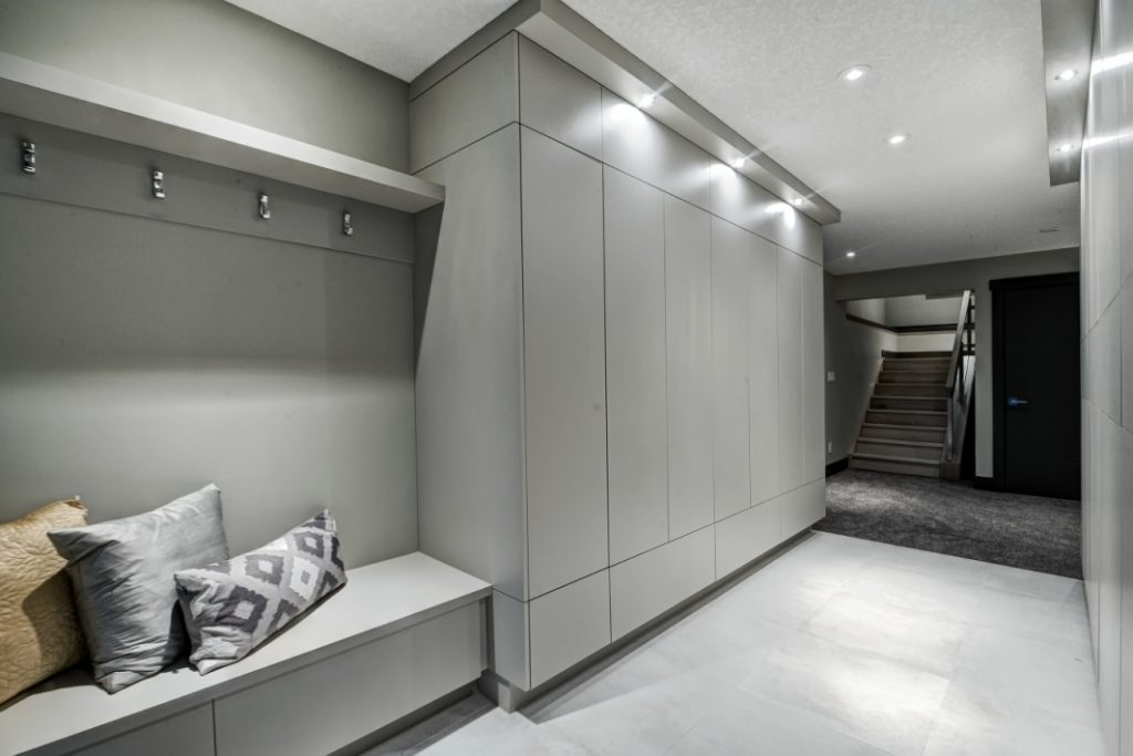 Perfect Fit Closets Custom Mudroom Storage