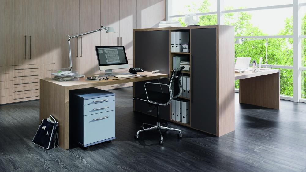 Perfect Fit Closets Custom Office Storage