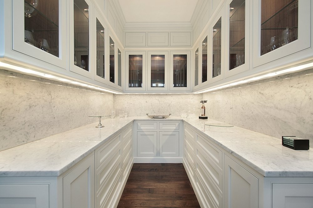 Perfect Fit Closets Custom Butler's Pantry