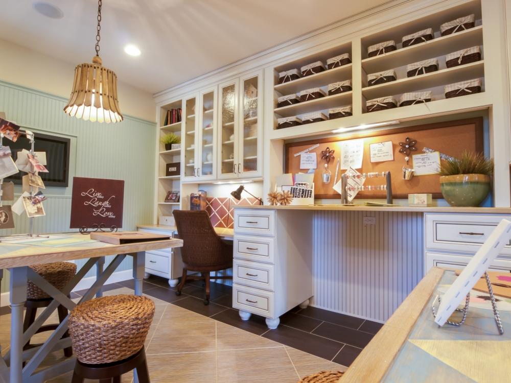 Perfect Fit Closets Custom Craft Room Organization and Storage
