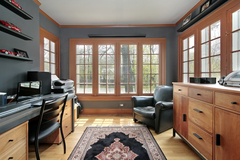Perfect Fit Closets Custom Home Office