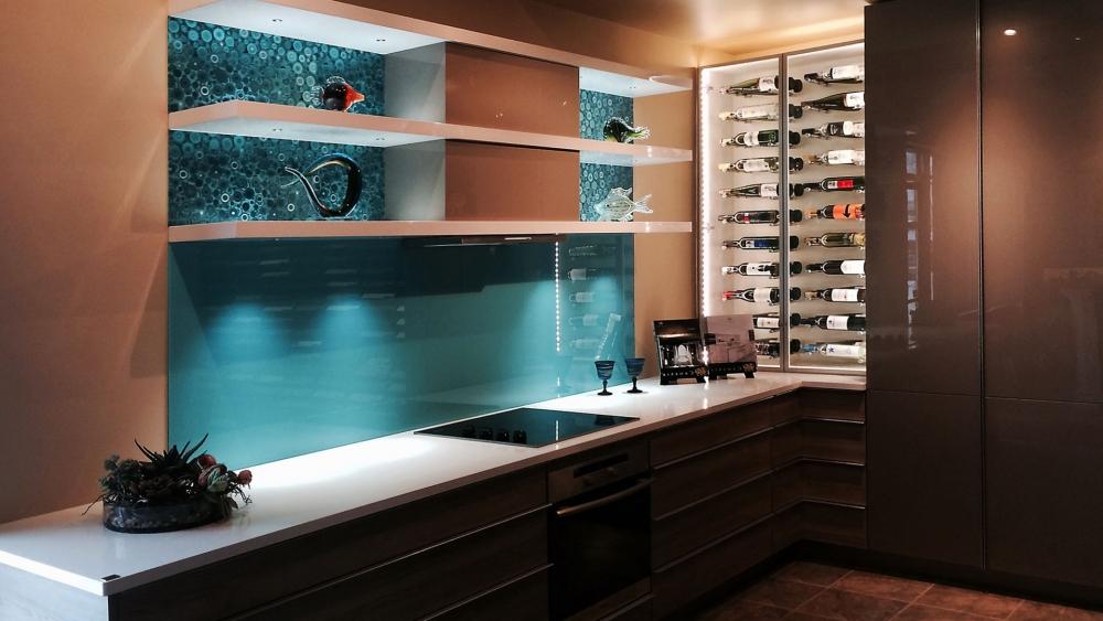 Perfect Fit Closets Custom Wine Cellar Organization and Storage