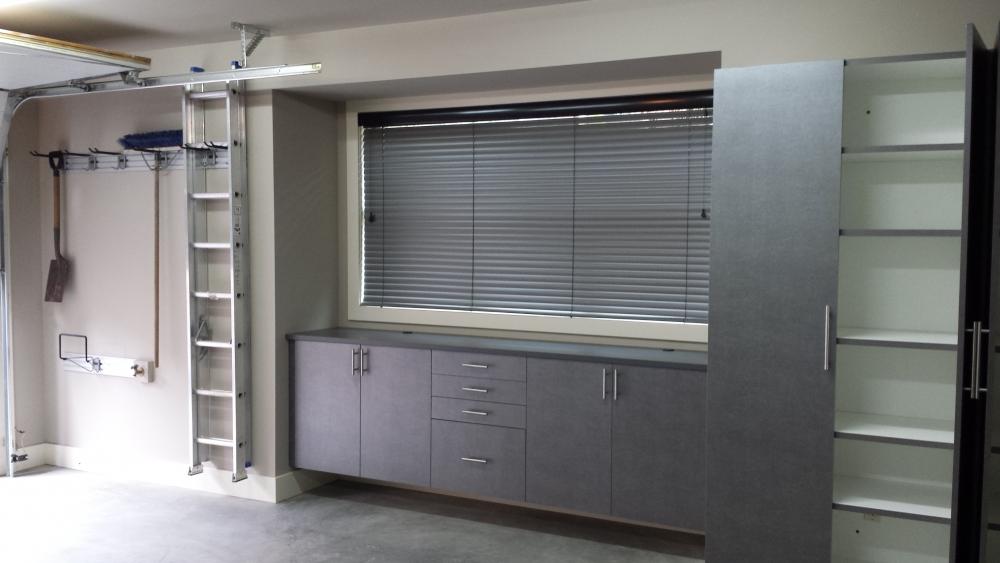 Perfect Fit Closets Garage Custom Storage