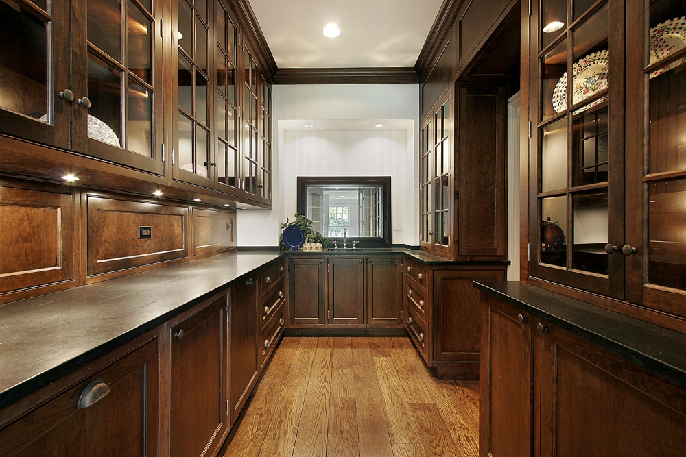 Perfect Fit Closets Luxury Custom Pantry