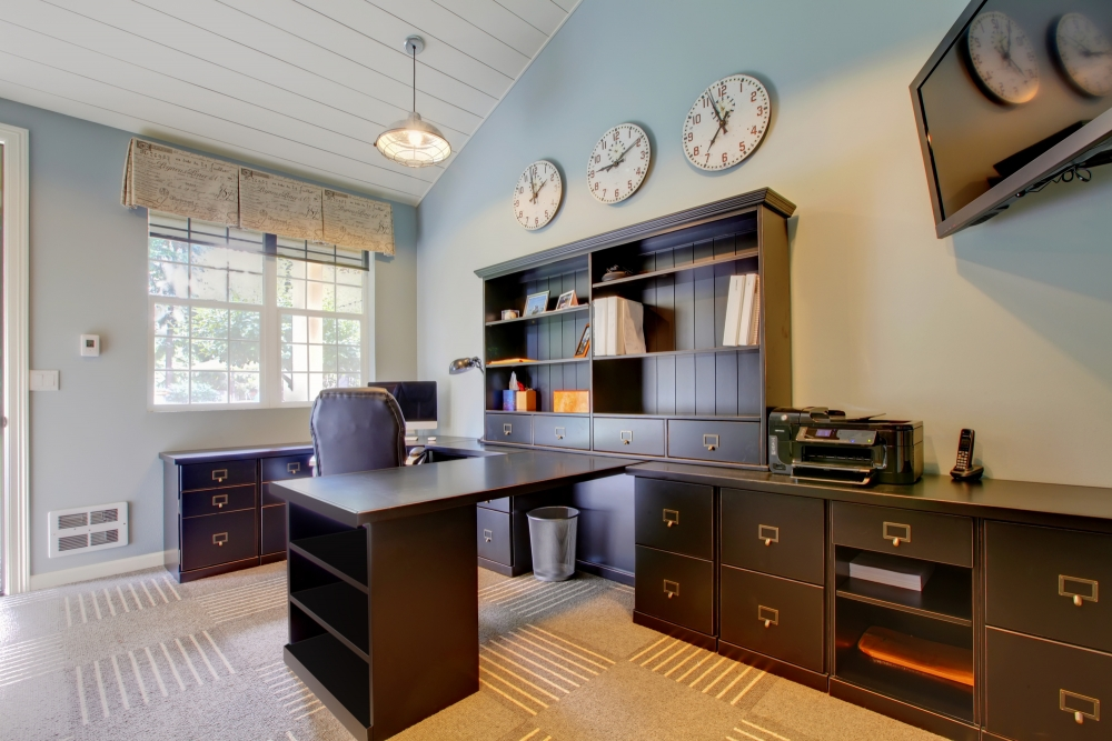 Perfect Fit Closets Modern Home Office Storage